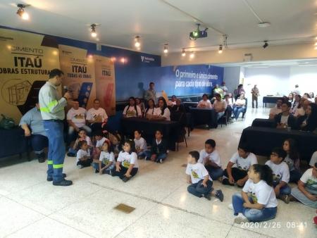Participação Engenheiro de Segurança do Trabalho Carlos