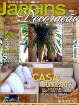Revista Jardins Decoração