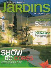 Revista Plantas, flores, jardins