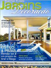 Revista Plantas, flores, jardins e decoração