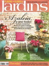 Revista Plantas, Flores e Jardins