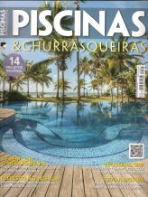 Revista Piscinas & Churrasqueiras