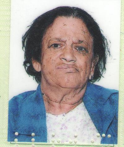 Maria Aparecida de Oliveira